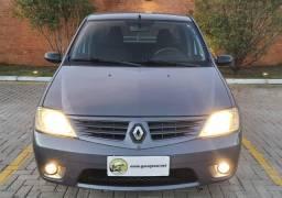 Renault LOGAN Expression Hi-Flex 1.6 8V 4p 2008 Flex