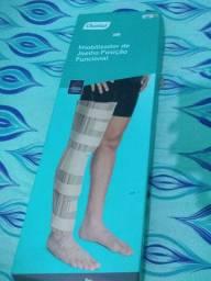 Imobilizador de joelho posição funcional
