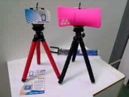 Título do anúncio: Tripe de mesa para Celular e camera de 30 cm com suporte Articulado ( Entrega Gratis)