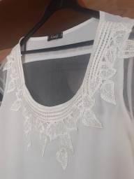 Título do anúncio: Camisa rendada Ganji