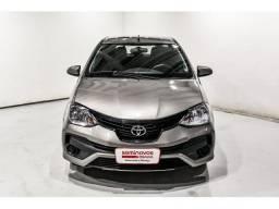 Título do anúncio: Toyota Etios 1.3 X 16V FLEX 4P AUTOMATICO