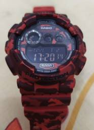 Relógio Casio Gshock Camuflado