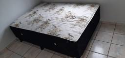 cama box casal 10 cm de espuma