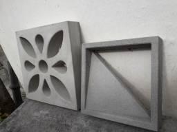 Artesanato de cimento