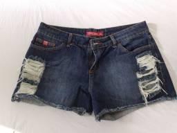 Shorts Opção (Tamanho 42)