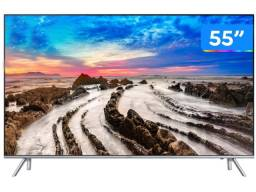 """Smart TV Led 55"""" Samsung 55 MU7000 Ultra HD 4k 4xHDMI 3xUSB Wi-Fi"""