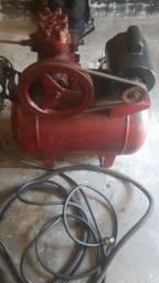 Compressor com 150libras