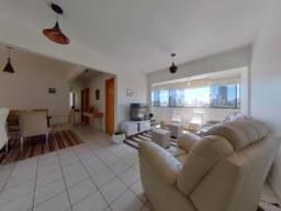 Apartamento à venda com 3 dormitórios em Setor dos funcionários, Goiânia cod:43127