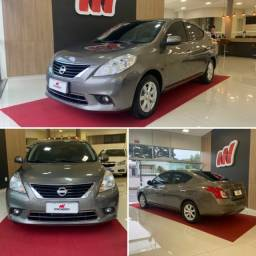 Título do anúncio: Nissan Versa SL