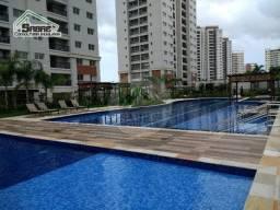 Apartamento 2 Quartos a venda, bairro Ponta Negra, Condomínio Reserva Inglesa Liverpool, M