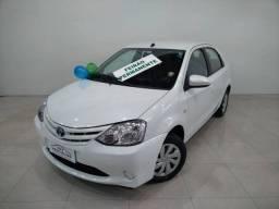 Toyota Etios Sedan XS 1.5 (Flex) (Aut)  1.5 16V
