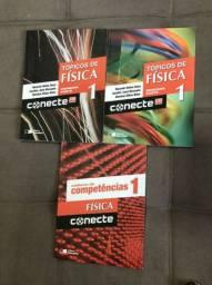 Livros didáticos de Física CONECTE