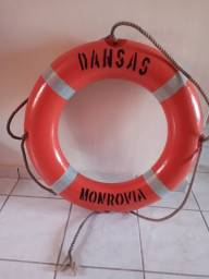 Título do anúncio: Boia salva vidas (de navio da Libéria)