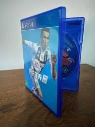 Vendo FIFA 2019 para PS4