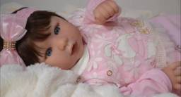 Título do anúncio: Bebê Reborn artesanal + enxoval luxo completo