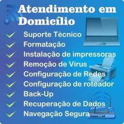 Título do anúncio: serviços especializados para informática