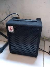Amplificador de contrabaixo.