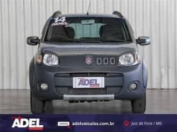 Título do anúncio: FIAT UNO 2013/2014 1.4 EVO WAY 8V FLEX 4P MANUAL