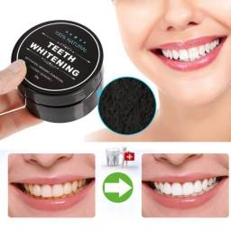 Carvão Natural Teeth Whitening