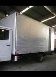 Título do anúncio: Fretes caminhão bau frete caminhão daszx