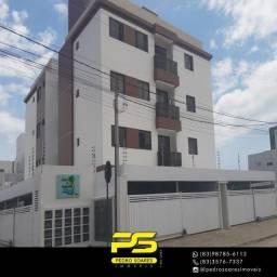 (ALUGO) Apartamento com 3 dormitórios para alugar, 75 m² por R$ 1.800/mês - Intermares - C