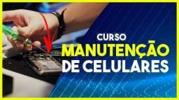 Curso de manutenção de celulares + tabletes+ software(curso atualizado 2021)