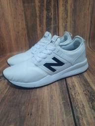 Título do anúncio: Tênis New Balance 247 Branco/White