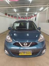 Título do anúncio: Nissan March SL 1.6 - 2015