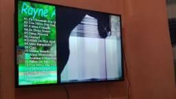 Título do anúncio: TV SAMSUNG SMATR 43 QUEBROU NO PRIMEIRO ESTOU VEDENDO