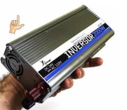 Inversor de Voltagem Conversor de Energia - É Quase um Bombril (1001 utilidades) AN01