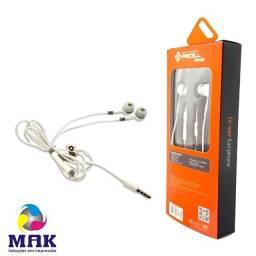 Fone de Ouvido P2 com Microfone Intra-Auricular Power 895