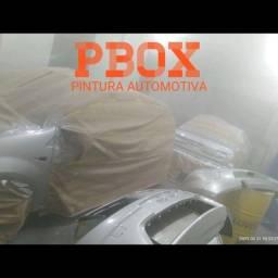 PINTURA AUTOMOTIVA e POLIMENTO.