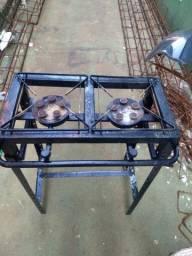 Fogão Industrial Alta Pressão - Usado