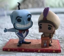 Título do anúncio: Pop Funko Aladdin e gênio