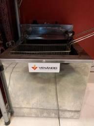 Título do anúncio: Fritadeira Elétrica 23 litros, dois cestos
