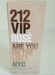 Perfume Feminino 212 Vip Rosé 80ml lacrado