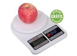 Balança digital 1g a 7 kg cozinha dieta fitness nutricao - entrega grátis