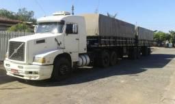 Vendo agio caminhão volvo EDC - 1998