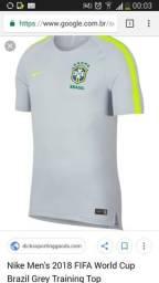 Camisa da seleção treino 2018