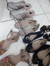 Tênis e sapatilhas.