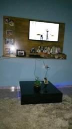 Tv 40 polegadas mais painel e PS3