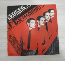Disco vinil Kraftwerk The Man Machine