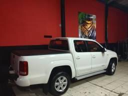Vendo ou troco amarok em carro automatico - 2011