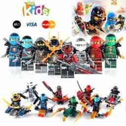 Bonecos Lego NinjaGo