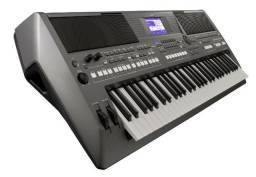Teclado arranjador Yamaha psr s 670. - novo - nota fiscal e garantia
