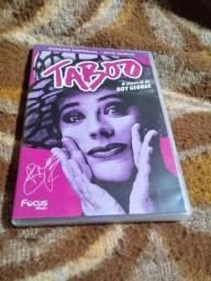 DVD duplo TABOO musical boy george