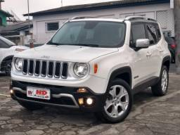 JEEP RENEGADE 2018/2018 2.0 16V TURBO DIESEL LIMITED 4P 4X4 AUTOMÁTICO - 2018
