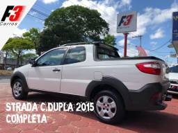 Strada 1.4 Cabine Dupla 2014/2015 - 2015