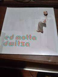 CD em capa de LP ED motta dwitza * LACRADO