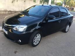 Toyota Etios 2017 xls altomatico - 2017